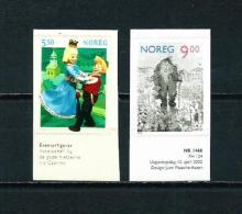 Noruega  Nº Yvert  1375/6  En Nuevo - Noruega