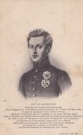 DUC DE REICHSTADT. NAPOLEON II, FRANÇOIS CHARLES JOSEPH. FILS DE NAPOLEON Ier-VOYAGEE-FRANCE-TBE-BLEUP - Historische Figuren
