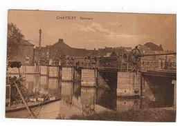 CHATELET   Déversoir 1939 - Châtelet