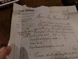 25.01.18_ LAC De Sampigny Ecrite A  Vadonville Par Lerouville ,meuse,illustrée Et Etiquette Pub,pour Metz,a Voir!!!!!! - Postmark Collection (Covers)