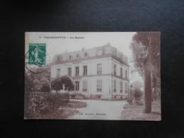 (93) CPA PIERREFITTE : La Mairie - Pierrefitte Sur Seine