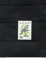 "MALAWI, 2017, BIRD- II, O/P, NEW VALUE, ""600"" 1v. MNH** - Oiseaux"