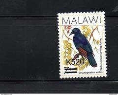 "MALAWI, 2016, BIRD, O/P, NEW VALUE, ""520"" 1v. MNH** - Oiseaux"