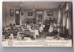 2 - TIEGE  -  SART - LEZ - SPA  -  Salle à Manger De L'hôtel De La Charmille - Jalhay