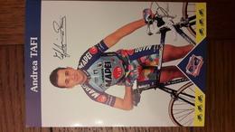 ANdrea TAFI Mapei 1997 - Cyclisme