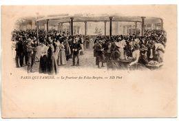 Paris Qui S'amuse : Le Pourtour Des Folies Bergères - Paris La Nuit
