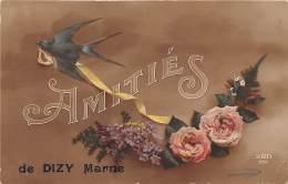 51 - MARNE / 512125 - Dizy - Carte Fantaisie - France