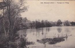 Bézenet - Paysage Sur L'Etang - Frankrijk