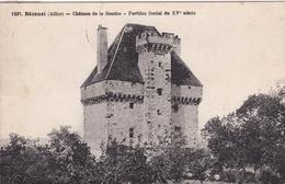 Bézenet - Château De La Souche - Pavillon Féodal Du XVème Siècle - Frankrijk