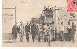 NIGERIA )) IBADAN GATE   ** - Nigeria