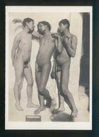 Foto: Wilhelm Von Gloeden. Ed. Taschen 1993, PostcardBook Nº 15. Nueva. - Fotografía