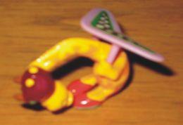 Kinder Girafe Avec Un Delta Plane - Monoblocs