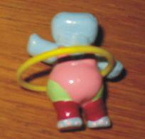 Kinder Hippopotame Fille Et Cerceau - Monoblocs