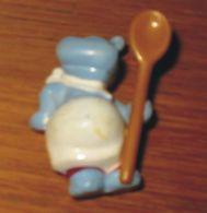 Kinder Hippopotame Cuisinier - Monoblocs
