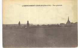 LABERGEMENT GENLIS .... VUE GENERALE - Monde