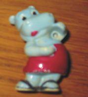 Kinder Hippopotame Avec Serviette - Monoblocs