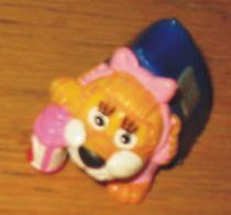 Kinder Lion Sous La Tente 1993 - Monoblocs