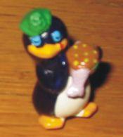 Kinder Pingouin Et Hamburger Au Poisson - Monoblocs