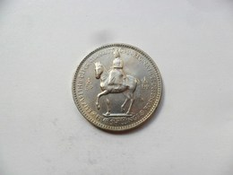 REINO UNIDO    Five Schillings  1953   EBC - 1902-1971 : Monedas Post-Victorianas