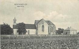 67 BISCHWILLER L'église CPA Ed Bertrand - Bischwiller