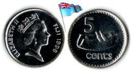 Fidji - 5 Cents 1998 (UNC) - Fiji