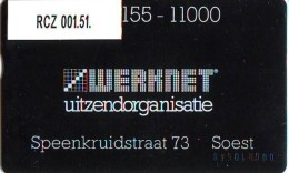 TELEFOONKAART LANDIS&GYR  NEDERLAND * WERKNET RCZ-001.51 * SOEST * OPLAGE 150 - Privé