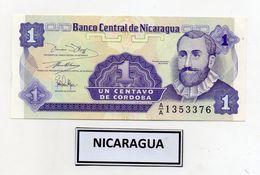 NICARAGUA - Banconota Da 1 Centavo - Nuova - (FDC7817) - Nicaragua