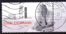 Lot De 1 Timbre(s) - N° 2246  -oblitéré - Egon Eiermann - Allemagne - [7] République Fédérale