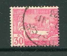 TUNISIE- Y&T N°77- Oblitéré - Tunisie (1888-1955)