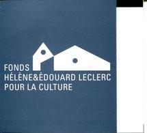 """Musée """"Fonds Hélène & Edouard Leclerc Pour La Culture"""" Landerneau Finistère France - Expo """"Libres Figurations Années 80"""" - Tickets D'entrée"""
