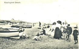 SUFFOLK - KESSINGLAND BEACH  Suf349 - England