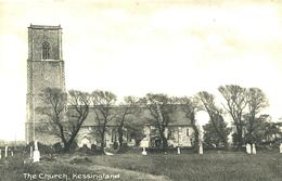 SUFFOLK - KESSINGLAND CHURCH  Suf350 - England