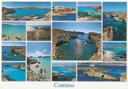POSTCARDS OF MALTA /  COMINO / A - Malta