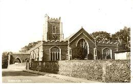 SUFFOLK -  ALDEBURGH CHURCH RP Suf355 - England