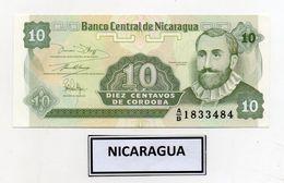 NICARAGUA - Banconota Da 10 Centavos - Nuova - (FDC7819) - Nicaragua