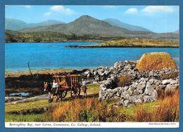 BERTRAGHBOY BAY,NEAR CARNA, CONNEMARA, CO. GALWAY, IRELAND 1966 - Galway