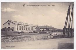 Côte-d'Or - Saulon-la-Chapelle - Gare - Dépôt - France