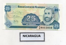 NICARAGUA - Banconota Da 25 Centavos - Nuova - (FDC7820) - Nicaragua