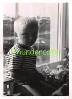 ANCIENNE PHOTO JEUNE GARCON WENDUYNE VINTAGE YOUNG BOY OUDE FOTO JONGEN WENDUINE 10 Cm X 7 Cm - Personnes Anonymes