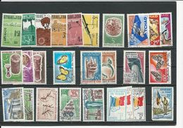 TCHAD  Voir Détail (27) ** Et O Cote 10,50$ 1961-68 - Tchad (1960-...)