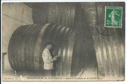 Brasserie De Sochaux: Cave à Foudre N°6 (3500 Hl). A Et H.C - Sochaux