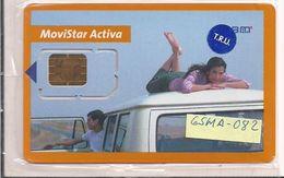 TARJETA GSM MOVISTAR  A-082 - Espagne