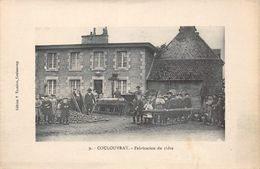 COULOUVRAY - Fabrication Du Cidre - Frankreich
