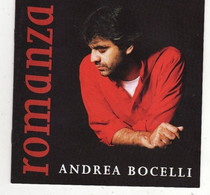CD ANDREA BOCELLI Romanza Etat: TTB Port 110 Gr Ou 30gr - Other - Italian Music