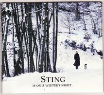 CD STING If On A Winters Night Etat: TTB Port 110 Gr Ou 30gr - Musique & Instruments