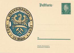 DR  - 1931 , 10. Jahrestag Der Volksabstimmung In Oberschlesien - Germany