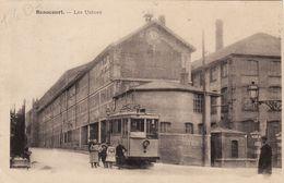 Beaucourt - Les Usines - Tram - Beaucourt