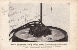 Beaucourt - Moteur Asynchrone Japy Type Ouvert - Beaucourt