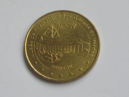 Médaille De La Monnaie De Paris - Musée De La Préhistoire Des Gorges Du Verdon  -  2006   **** EN ACHAT IMMEDIAT  **** - 2006