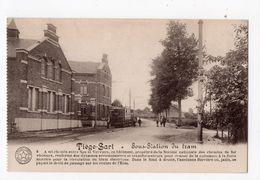 3  - TIEGE - SART-LEZ-SPA -  Sous - Station Du Tram - Jalhay